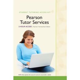 Pearson Tutor Services for Homeschool 2 Hour Access Kit