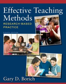 Effective Teaching Methods Plus NEW MyEducationLab with Video-Enhanced Pearson eText -- Access Card