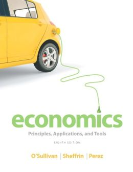 Economics: Principles, Applications, and Tools Plus NEW MyEconLab with Pearson eText -- Access Card Package