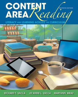 Content Area Reading: Literacy and Learning Across the Curriculum, Loose-Leaf Version Plus NEW MyEducationLab with Video-Enhanced Pearson eText -- Access Card Package