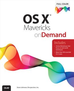 OS X Mavericks on Demand