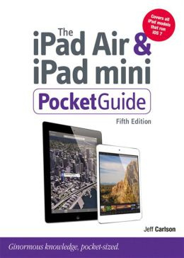 The iPad Air and iPad mini Pocket Guide