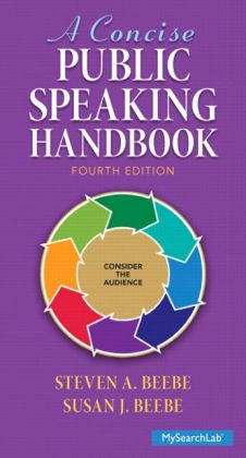 Concise Public Speaking Handbook Plus Mysearchlab With