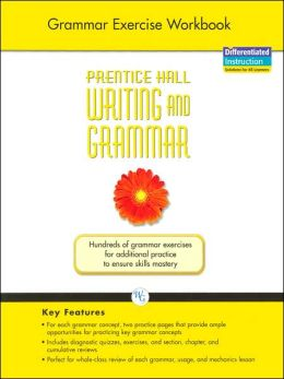 Prentice Hall Writing And Grammar Grammar Exercise