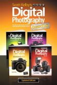 Book Cover Image. Title: Scott Kelby's Digital Photography Boxed Set, Parts 1, 2, 3, and 4, Updated Edition, Author: Scott Kelby