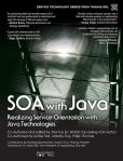 Book Cover Image. Title: SOA with Java:  Realizing Service-Orientation with Java Technologies, Author: Thomas Erl