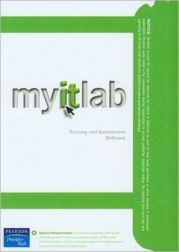 myitlab 12-month Student Access Code Card