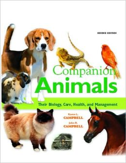 Companion Animals: Their Biology, Care, Health, and Management
