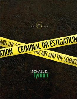 Criminal Investigation: Art and the Science