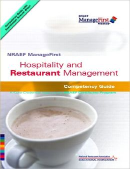 Hospitality and Restaurant Management - With Examination Package