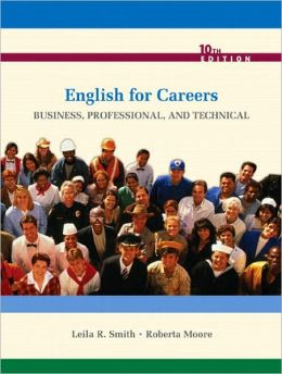 ENGLISH FOR CAREERS with MYWRITINGLAB VP