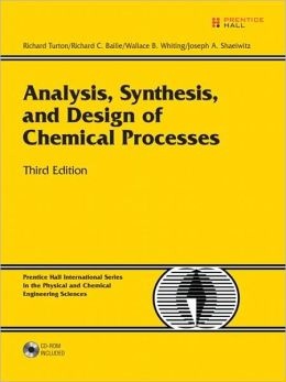 Analysis Synthesis and Design of Chemical Process