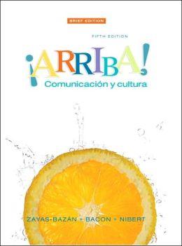 Arriba: Comunicacion y cultura Brief
