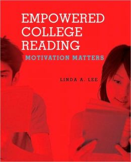 Empowered College Reading - With CD