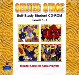 Center Stage Self-Study Student CD-ROM (Levels 1-4)