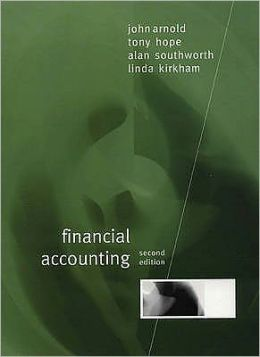 Financial Accounting 2nd Ed