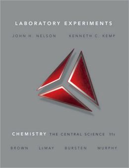 Chemistry : Central Science - Laboratory Experiments
