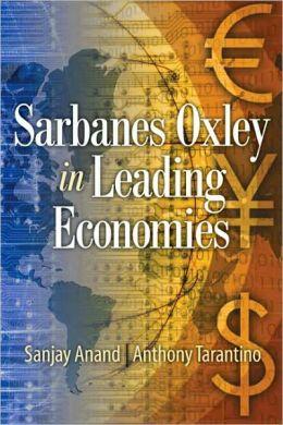 Sarbanes Oxley in Leading Economies