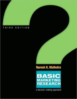 Basic Marketing Research with SPSS 16.0