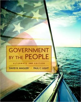 Government by the People, Alternate Edition, 2009 Edition
