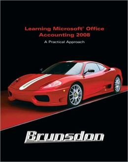 Learning: Microsoft Office Accounting 2008