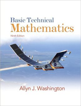 Basic Technical Mathematics Value Package (includes MyMathLab/MyStatLab Student Access )