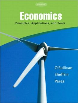 Economics: Principles, Applications and Tools