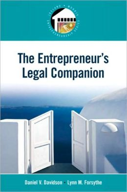 The Entrepreneur's Legal Companion