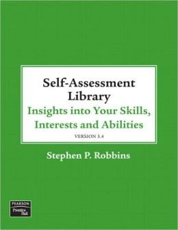 Self Assessment Library: Insights into Your Skills, Interests and Abilities