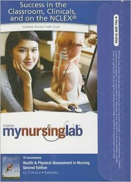 MyNursingLab -- Access Card -- for Health and Physical Assessment in Nursing