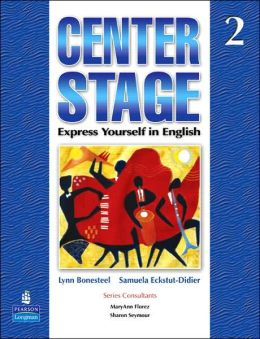 Center Stage 2 with Life Skills & Test Prep - Student Book Package