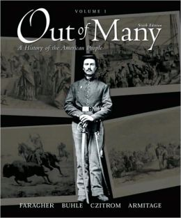 Out of Many, Volume I: A History of the American People [With CDROM]