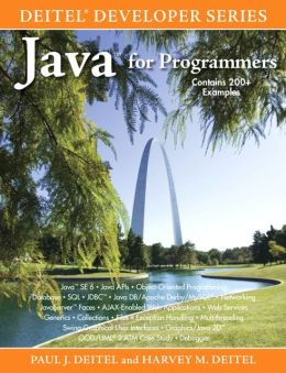 Java for Programmers (Deitel Developer Series)