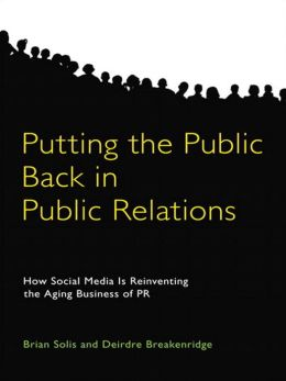 Putting the Public Back in Public Relations