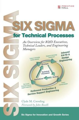 Six Sigma for Technical Processes: An Overview for R&D Executives, Technical Leaders, and Engineering Managers