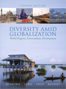 Diversity Amid Globalization: World Regions, Environment, Development Value Package (includes Goode's Atlas)