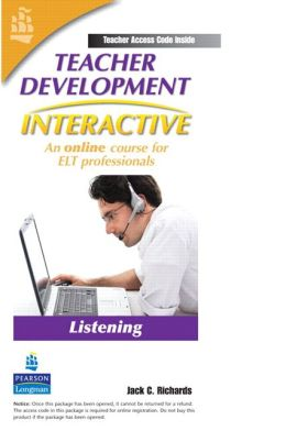 Teacher Development Interactive, Listening, Instructor Access Card