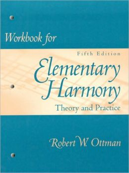Workbook for Elementary Harmony