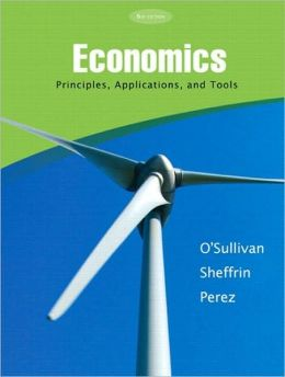 Economics: Principles, Applications and Tools & Student Access Kit MyEconLab Package