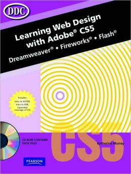 Learning Web Design w/Adobe CS5