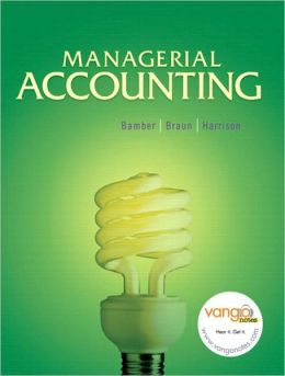 Managerial Accounting and MAL 12 month Access Code Package