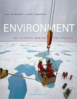 Environment: The Science Behind the Stories [With Access Code]