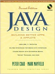 Java Design: Designing with Components with CD-ROM