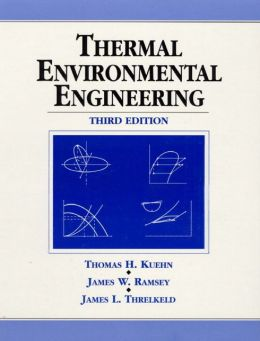 Thermal Environmental Engineering