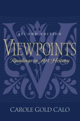 Viewpoints: Readings in Art History