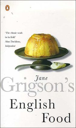Jane Grigsons English Food