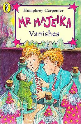 Mr. Majeika Vanishes