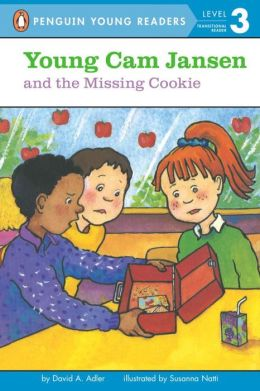 Young Cam Jansen and the Missing Cookie (Young Cam Jansen Series #1)