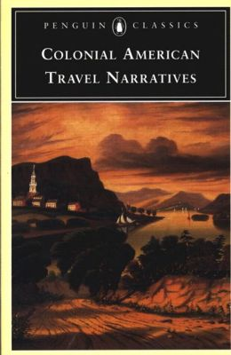 Colonial American Travel Narratives