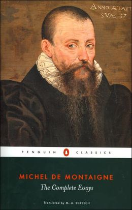 essays by montaigne Montaigne's famous essays are not only a compendious restatement and reevaluation of humanistic motives but also a milestone in the humanistic project of self.